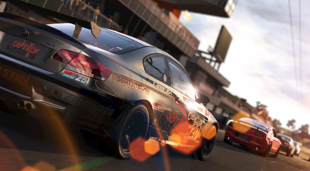 Your first look at Project CARS on PS4