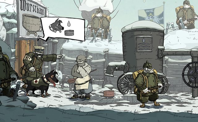 Valiant Hearts: A More Personal War Story