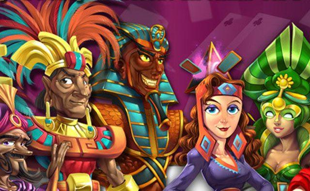 Kilka Card Gods on PS Vita: The Peruvian Influence