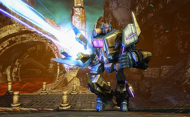 Transformers: Rise of the Dark Spark Out Today on PS4, PS3
