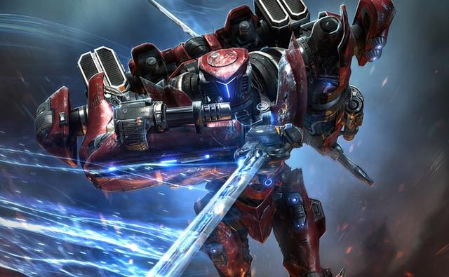MechRunner Launching on PS4, PS Vita This Summer