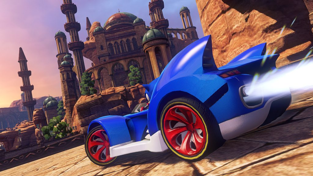 Sonic & All-Stars Racing Transformed Coming to PS3 and PS Vita
