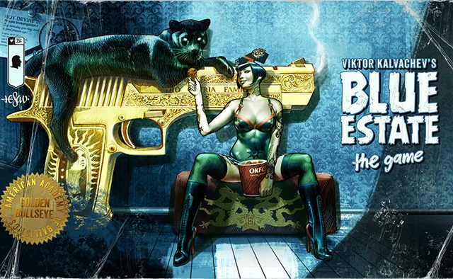 Blue Estate Out Today on PS4, Watch the Launch Trailer