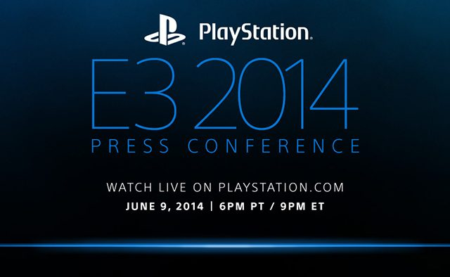 PlayStation at E3 2014: Watch it Live