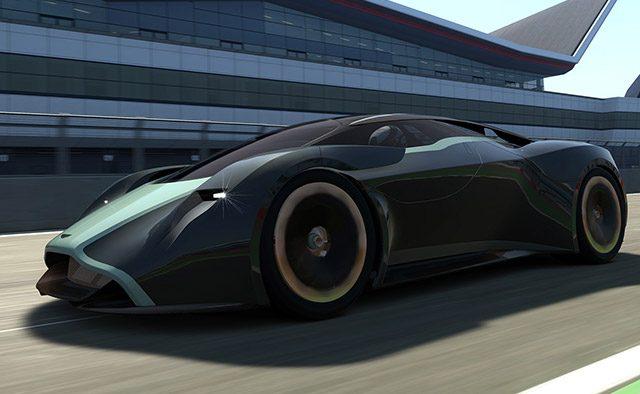 Gran Turismo 6: Aston Martin DP-100, Nissan Concept 2020 Unveiled