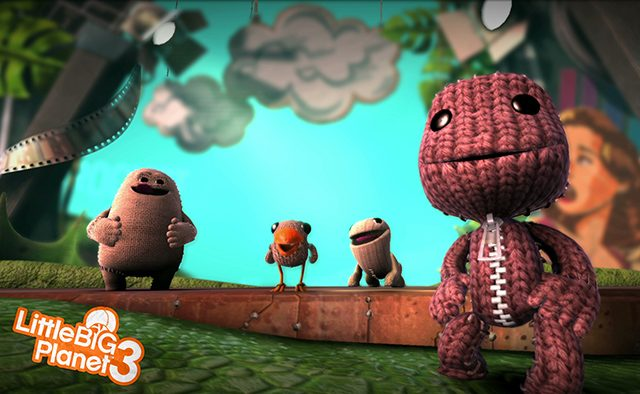 LittleBigPlanet 3 Coming to PS4 This November