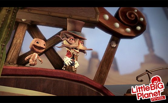 Pre-Order LittleBigPlanet PS Vita, Get Knights and BioShock Costumes