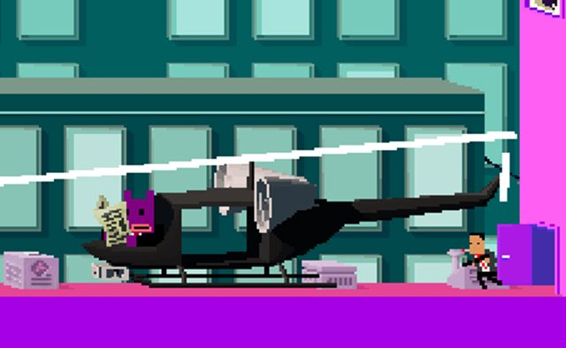 Not a Hero Coming to PS4 and PS Vita