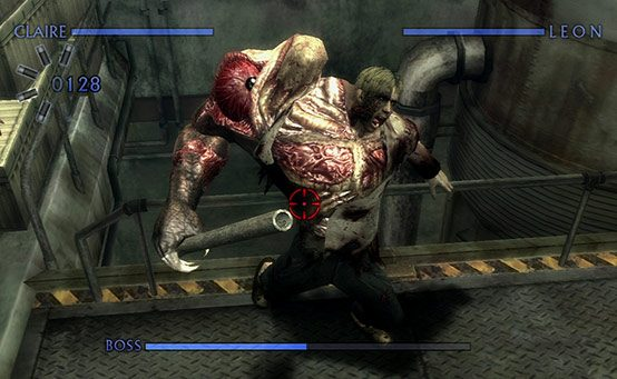 Resident Evil: Chronicles HD Collection Infects PSN Today