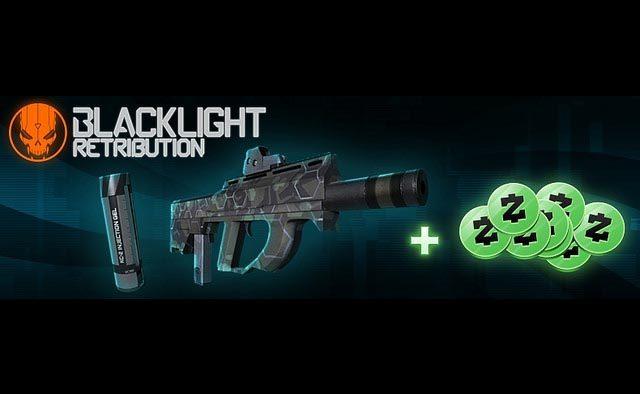Blacklight: Retribution PS Plus Starter Pack Revealed