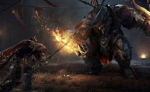 Lords of the Fallen Challenging Gamers at E3 2014