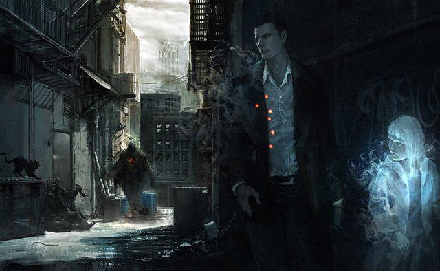 Murdered: Soul Suspect Concept Art Explored