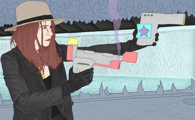 One Way Trip on PS4, Vita: A Hallucinatory Journey into Death