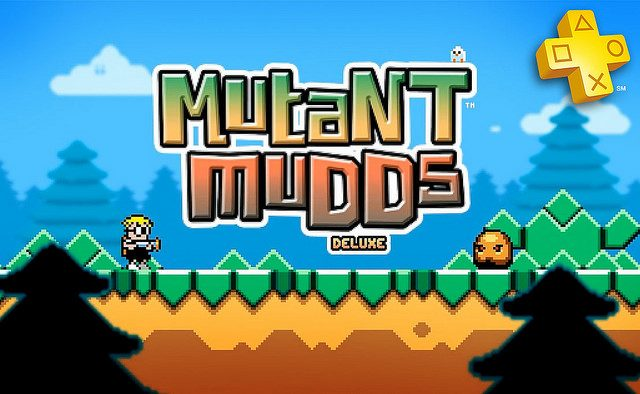 PlayStation Plus: Mutant Mudds Deluxe Free for Members