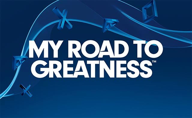 My Road To Greatness