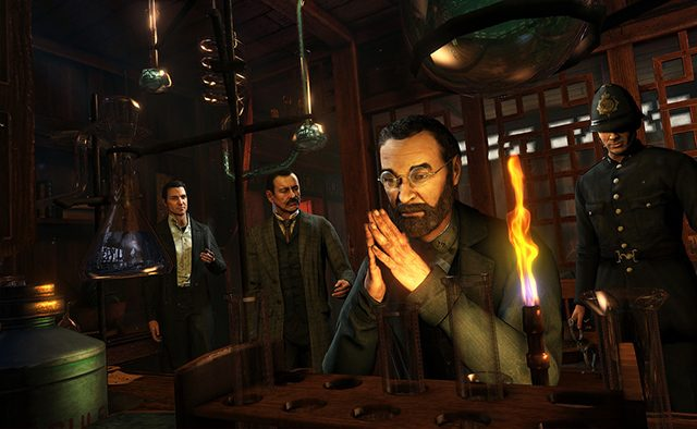 Sherlock: Crimes & Punishments Hits PS4, PS3 in September