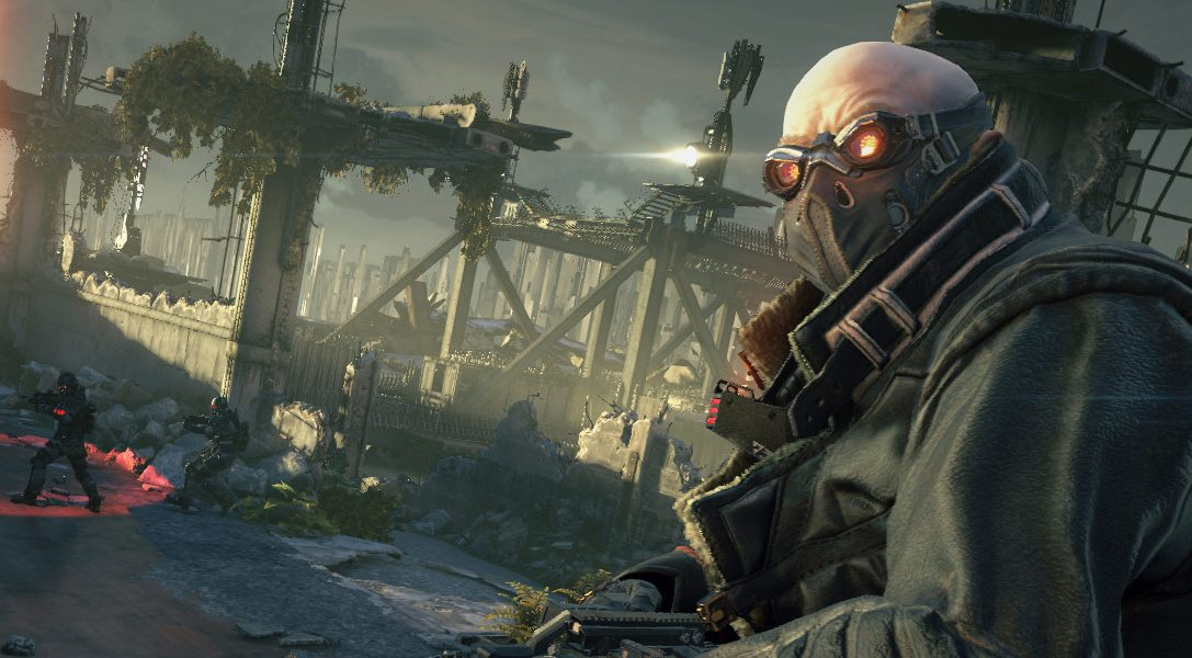Killzone Shadow Fall Intercept co-op expansion hits PS4 today