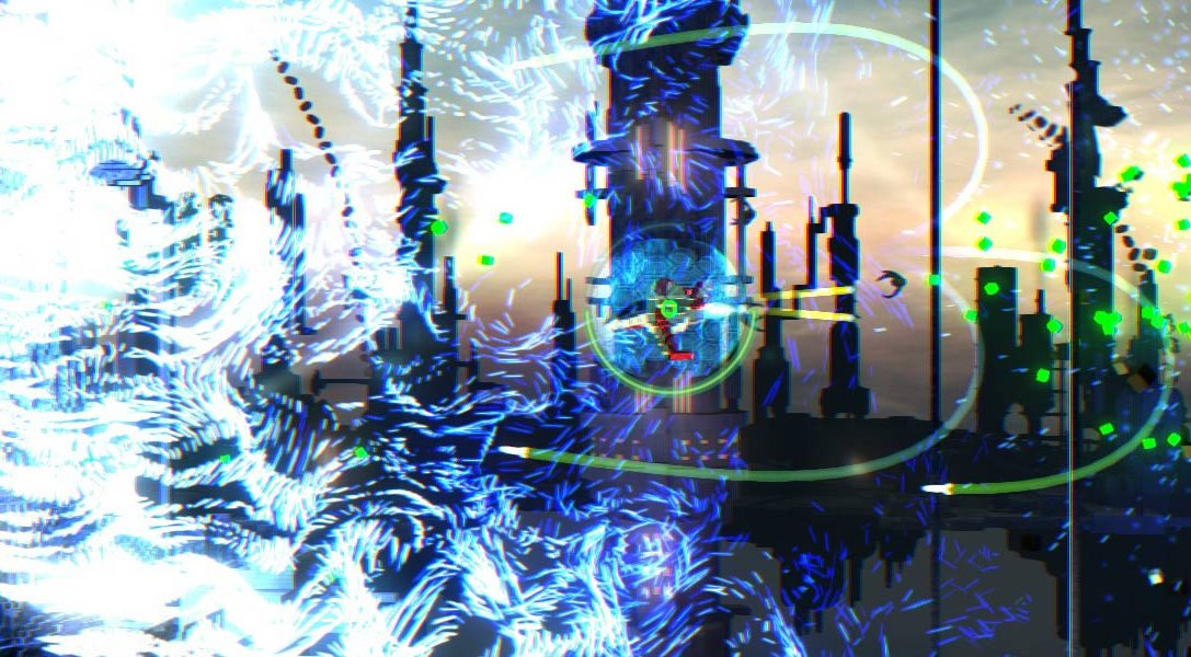 RESOGUN Heroes expansion launches tomorrow – full details