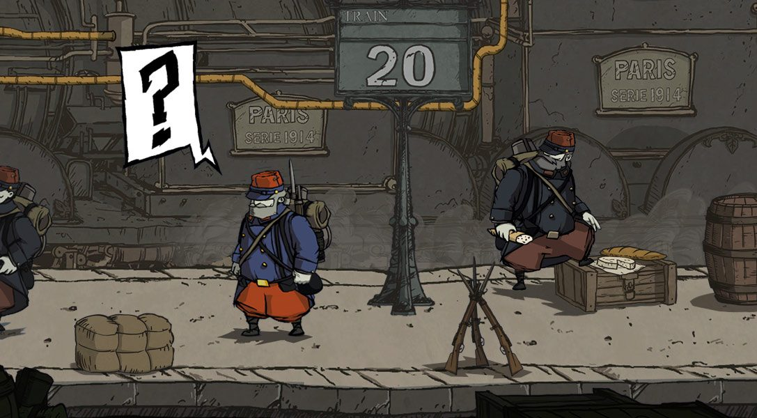 Valiant Hearts: The Great War marches onto PS4, PS3 tomorrow