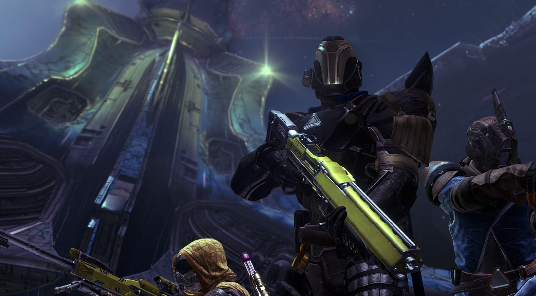How Bungie is using the Destiny alpha to polish its sci-fi epic