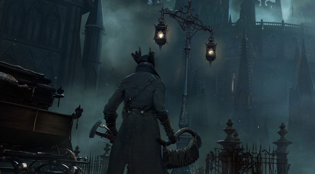 More details on Bloodborne, coming exclusively to PS4 in 2015