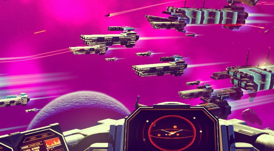 No Man's Sky is coming to PS4