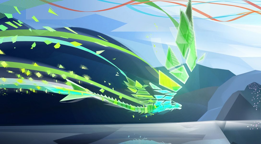 Entwined announced for PS4 – and it's out now!