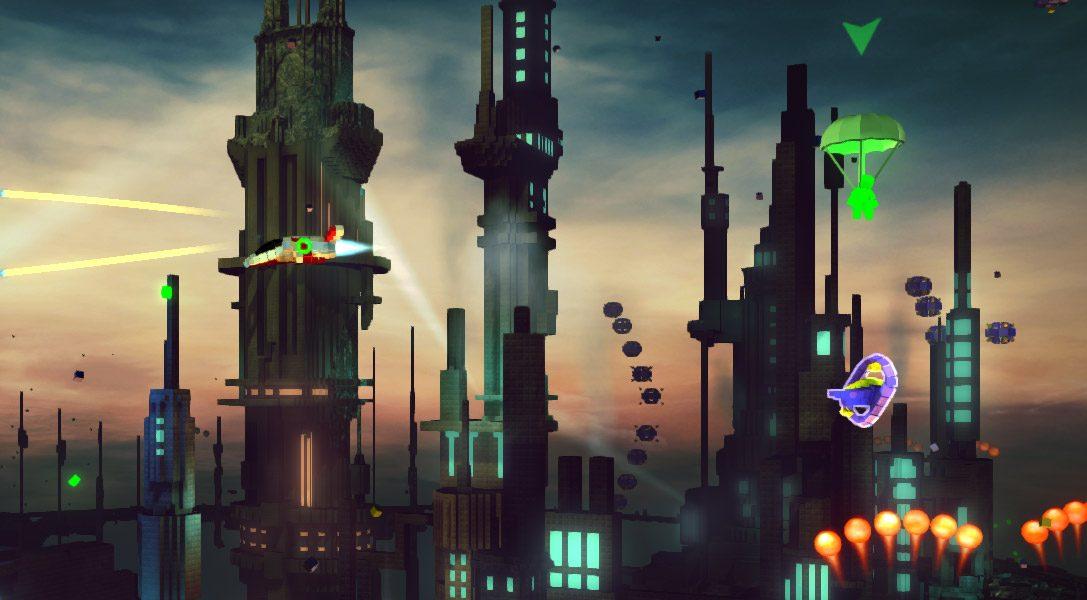 RESOGUN: Heroes DLC to add new game modes next month