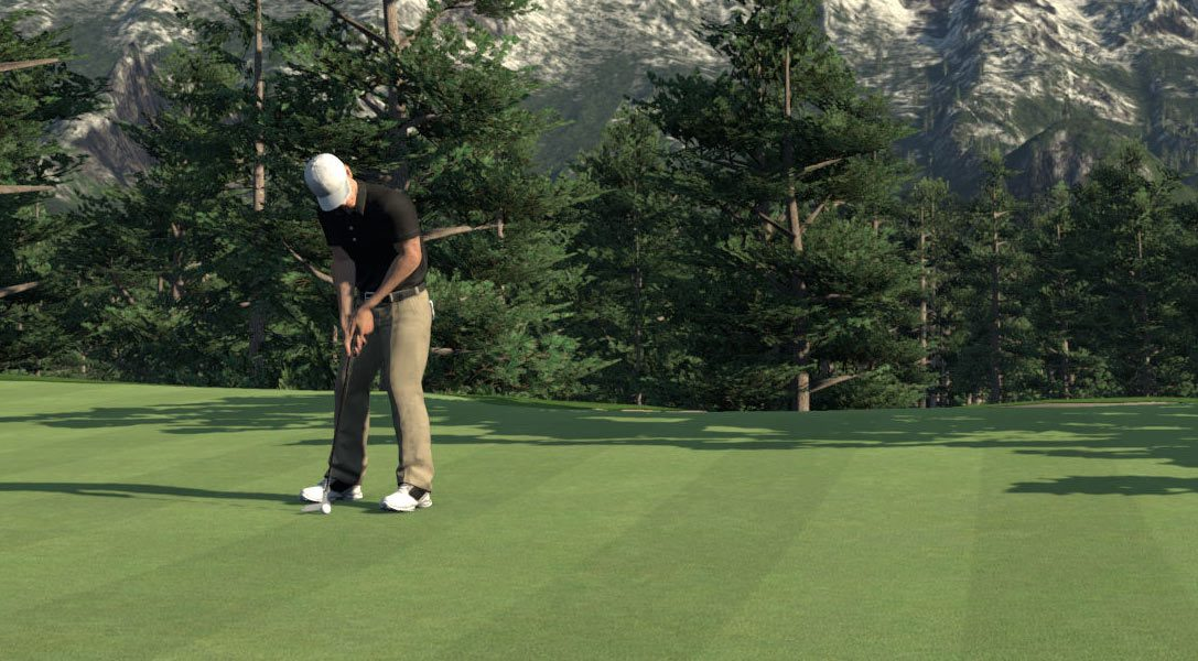 Procedurally-generated sports sim The Golf Club coming soon to PS4