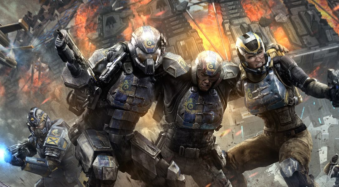 New Planetside 2 PS4 details, no PS Plus required to play
