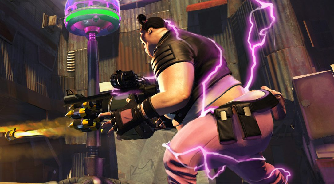 Free-to-play shooter Loadout is a PS4 console exclusive