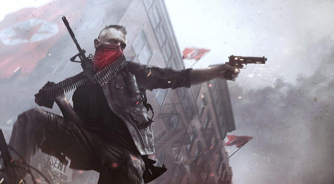 FPS sequel Homefront: The Revolution revealed for PS4