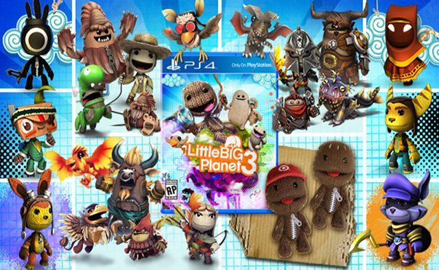 LittleBigPlanet 3: Pre-orders Announced! (Plushies, DLC, and PS3 – Oh My!)