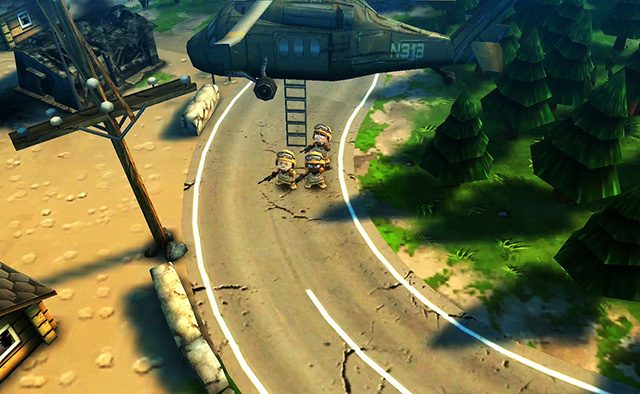 Tiny Troopers Joint Ops Coming to PS4, PS3, PS Vita This Summer