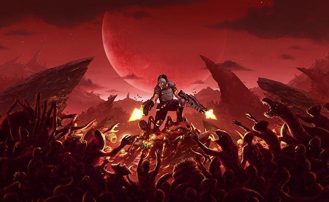 Crimsonland Hits PS4 on July 15th
