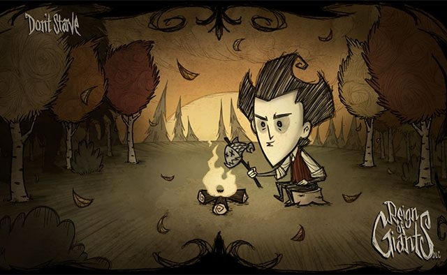 Don't Starve: Reign of Giants Out Now on PS4