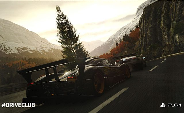 First Look: Driveclub's Dynamic Weather in Action