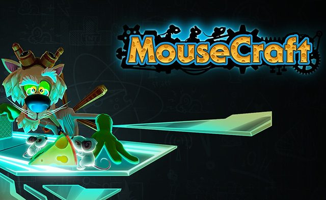 MouseCraft Out Today on PS4, PS3, PS Vita