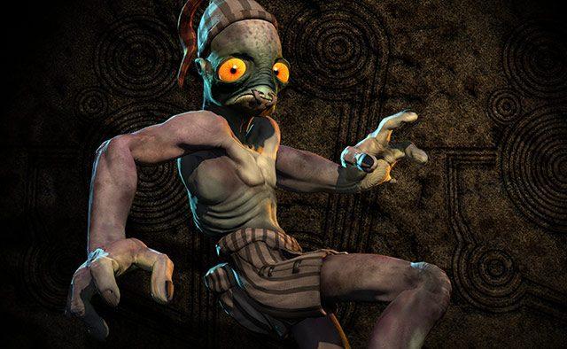Oddworld: New 'n' Tasty Pre-order Bonuses Detailed