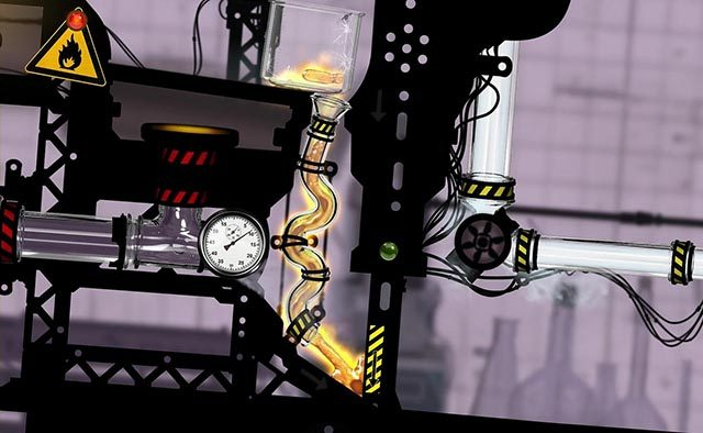 Puddle Flows to PS4 Today, Cross-Buy with PS Vita
