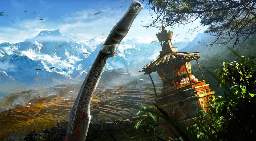 New Far Cry 4 video: How Ubisoft is bringing Kyrat to life