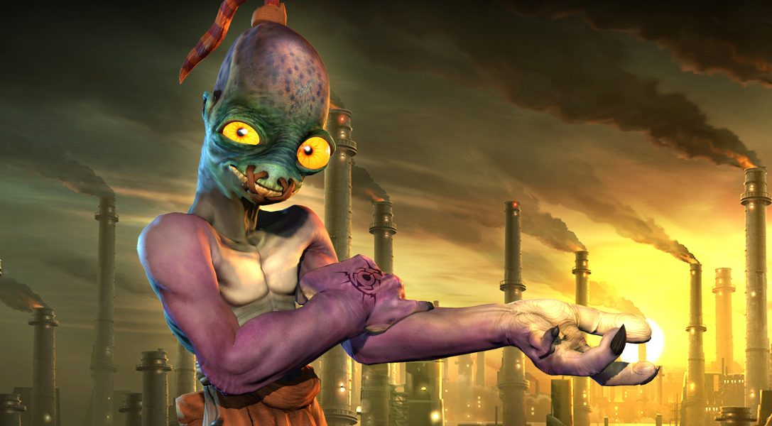 New on PlayStation Store: Oddworld, Dark Souls 2 DLC, Entwined, more