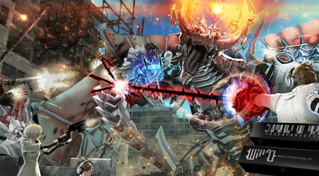 Freedom Wars on PS Vita to get full retail release