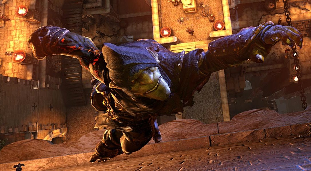 Your first look at stealth adventure Styx: Master of Shadows, coming soon to PS4