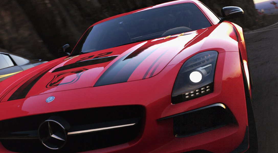 DRIVECLUB PS4 hardware bundle unveiled