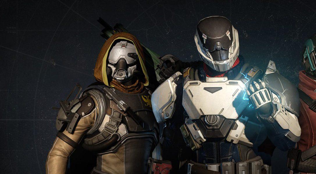 Get ready for the Destiny beta