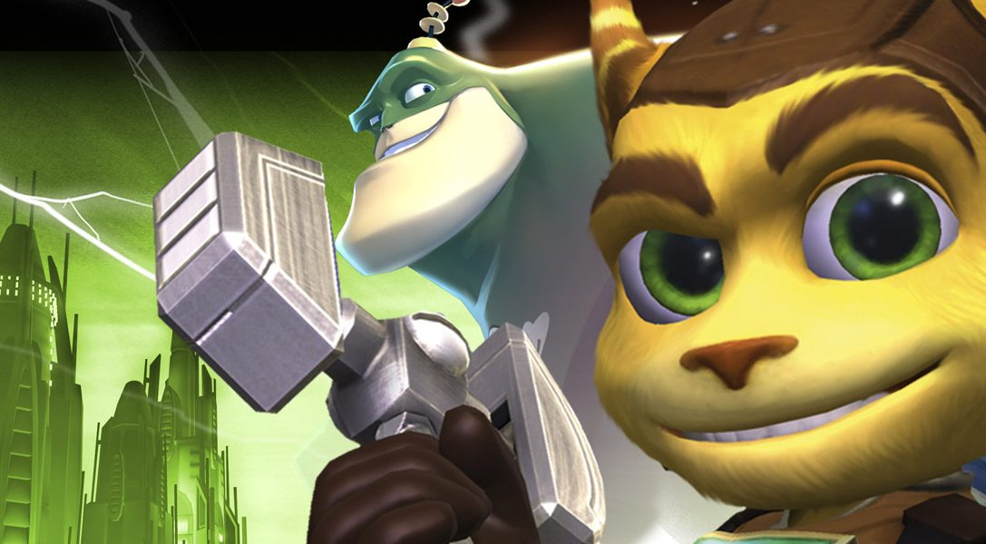 Ratchet & Clank Trilogy launches on PS Vita today