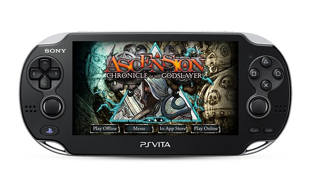 Ascension: Chronicle of the Godslayer Coming to Vita