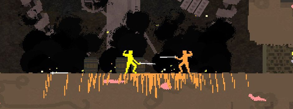 Cult fighter Nidhogg gets a PS Vita version too!