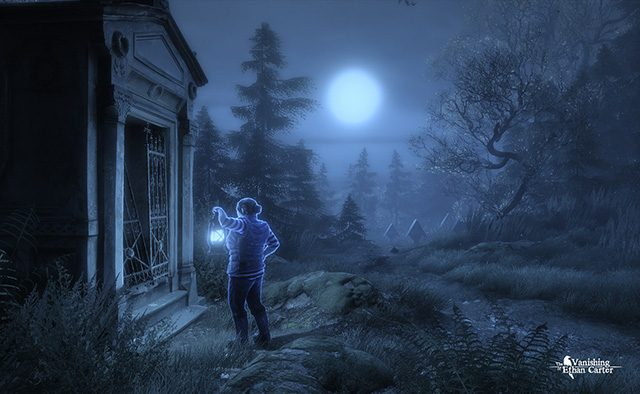 The Vanishing of Ethan Carter Brings Occult Mystery to PS4